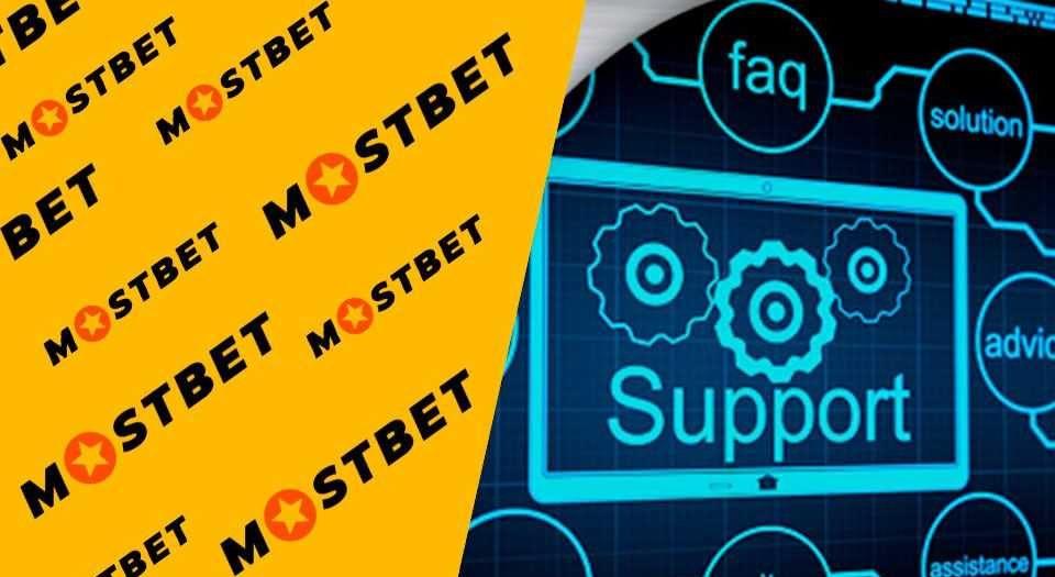 Варианты обращений в support MostBet